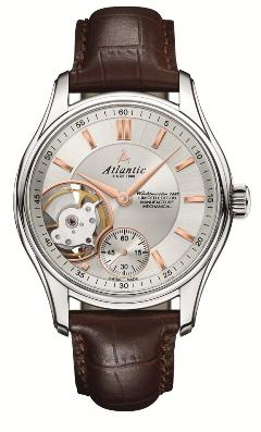 Уже более 125 лет компания ATLANTIC пользуется превосходной репутацией в  области изготовления отличных часов при наилучшем соотношении цены и  качества. 0412a89240e