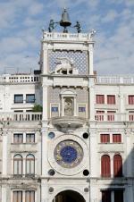 Torre dell'Orologio символ богатства и силы Венеции